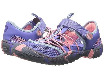 Jambu Kids Everly (Toddler/Little Kid/Big Kid) (Periwinkle/Pink) Girls Shoes