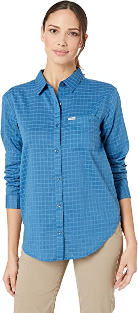d8f2cfabd67 Columbia Bryce Canyon Stretch Long Sleeve Shirt at Zappos.com