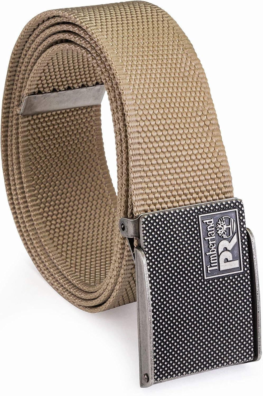 Timberland PRO Men's Cut to Fit Adjustable Web Belt 38mm