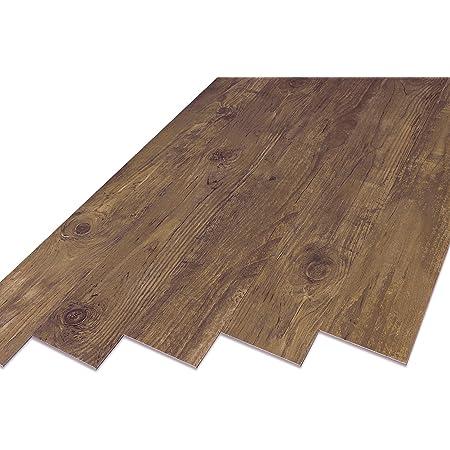 貼るだけ簡単フローリング 床デコ ヴィンテージ
