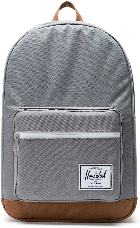 Herschel Supply Co Pop Quiz Backpack Rucksack Bag Black//Black PU
