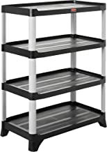 Rubbermaid Commercial Storage Shelf Black