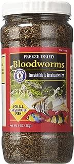 San Francisco Bay Brand Freeze Dried Bloodworms 1 oz.