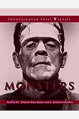 Monsters Textbook Binding