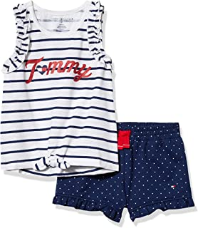 Girls' 2 Pieces Shorts Set