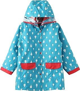 Ozkiz Unisex-Child's Premium Waterproof Rain Coats