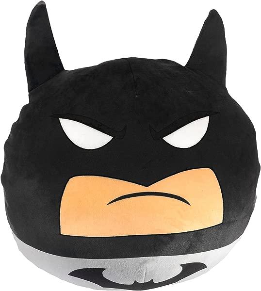 Warner Brothers DC Comics Batman Grey Detective 3D Ultra Stretch Cloud Pillow 11 Multi Color