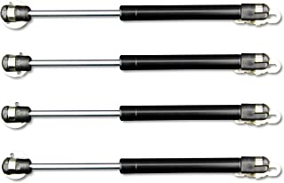Apexstone 100N/22.5lb Gas Strut,Gas Spring,Lid Support,Lift Support,Lid Stay,Gas Props/Shocks,Set of 4