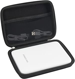 Hermitshell Hard EVA Travel Case Fits Poweradd Pilot Pro3 30000mAh Power Bank External Battery Pack