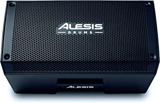 Alesis Strike Amp 8 | 2000-Watt Portable Speaker/Amplifier for Electronic Drum Kits With 8-Inch Woofer, Contour EQ and Gro...