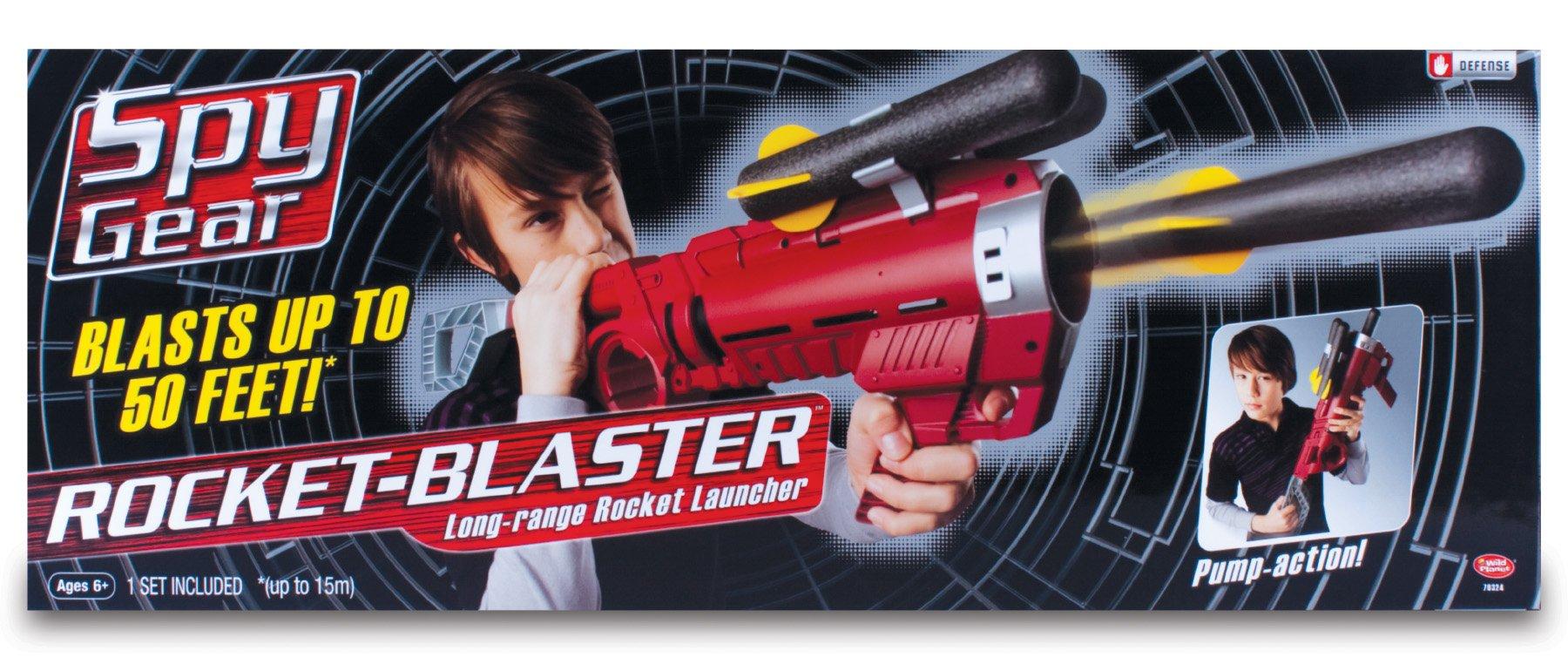 R/ücklichtglas f/ür Booster BWs Bump Rocket Spy NG