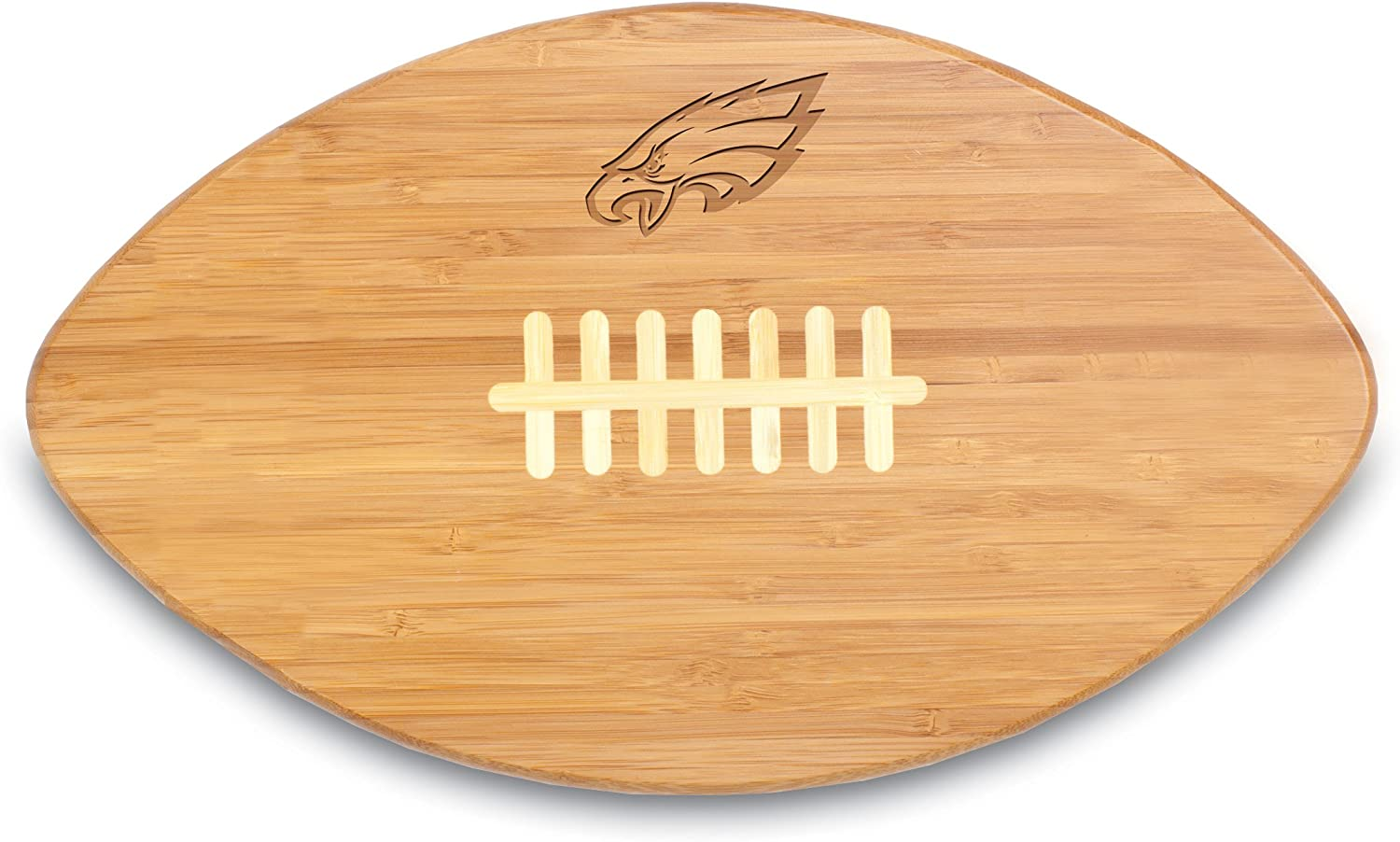 NFL Max 42% OFF Philadelphia Popular products Eagles Touchdown Pro 16- Cutting Board Bamboo