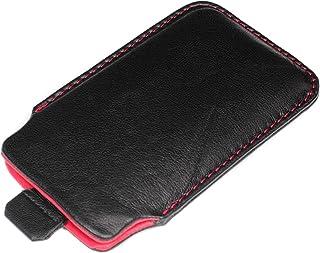deinPhone Sony Xperia Z2 skal silikon fodral väska mobiltelefonfodral stötfångare etui skal skyddshölje zick zack mönster,...