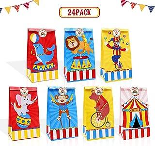 Best circus favor bags Reviews