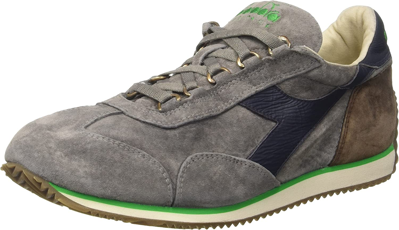 Diadora Heritage Equipe S SWFROST Gry Sneaker Equipe Man