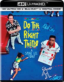 DO THE RIGHT THING arrives on 4K Ultra HD for the First Time Feb. 2 from Universal