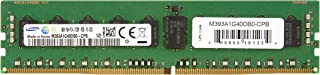 Samsung DDR4 2133MHzCL15 8GB RegECC 1RX4 (PC4 2133) Internal Memory M393A1G40DB0-CPB