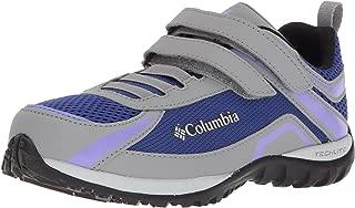 Columbia Unisex-Kids Youth Conspiracy Sneaker Clematis Blue Fairytale 4 Regular US Big Kid