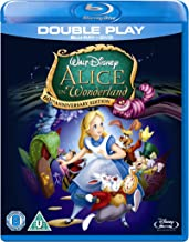 Alice In Wonderland 60th Anniversary BD