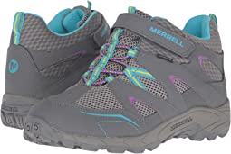 Merrell Kids - Hilltop Mid Quick Close Waterproof (Big Kid)