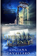 The Labyrinthine Journey (Servant of the Gods Book 2) Kindle Edition