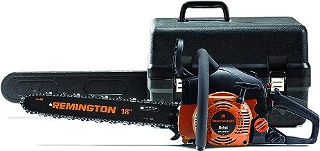 Remington 41AY4218983 RM4218CS 42cc Full Crank 2-Cycle Gas Powered Chainsaw 18-Inch Bar,..