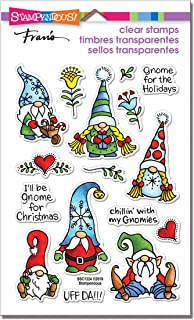 gnome stamps and dies