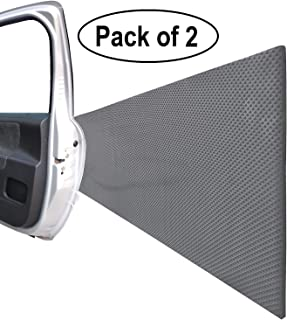 Garage Wall Protector for Car Doors, Self Adhesive and Thick Foam Guard Bumper, for Indoor or Outdoor use, 79