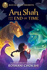 Aru Shah and the End of Time: A Pandava Novel Book 1 (Pandava Series) Kindle Edition