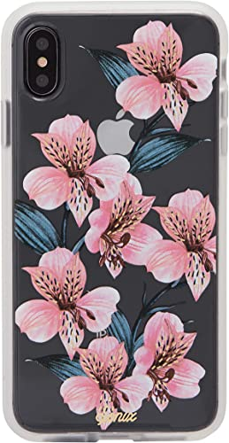 new arrival Sonix Tiger Lily Case online sale for iPhone Xs Max Women's Protective 2021 Clear Pink Floral Case for Apple iPhone Xs Max outlet sale