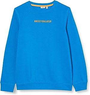 NAME IT Nkmnaim LS Sweat BRU Box Suéter para Niños