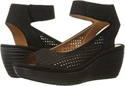 88e8b5a43 Clarks womens perri coast wedge sandal
