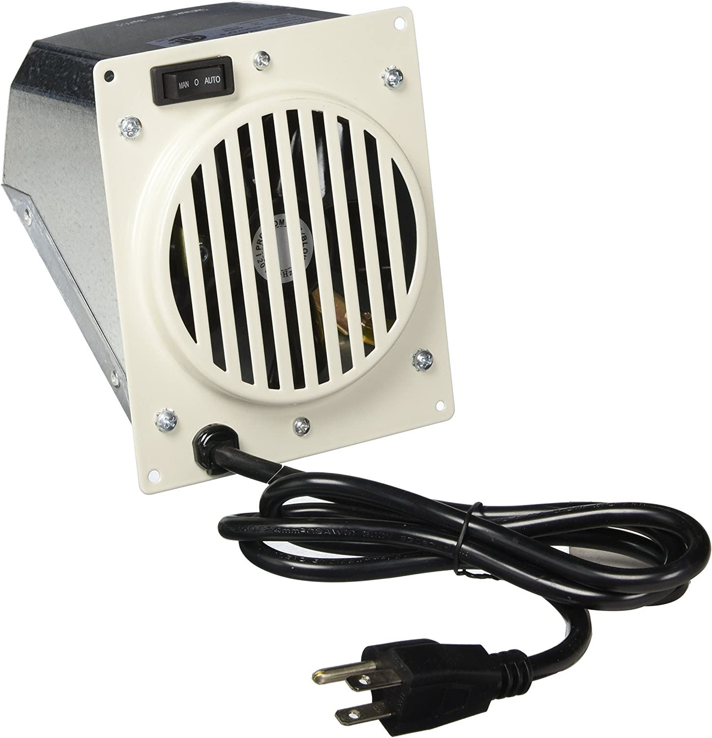 Mail order ProCom Heating Inc TV209325 40% OFF Cheap Sale Heater White Blower Wall