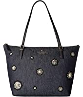 Kate Spade New York - Cameron Street Embellished Denim Maya