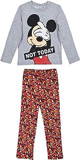 Mickey Mouse Niños Pijama Largo