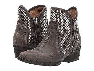 Corral Boots Q0124 (Black) Cowboy Boots