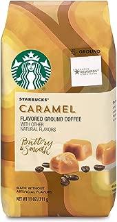 Best starbucks caramel flavored ground coffee Reviews