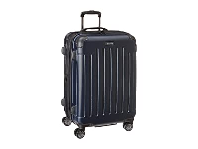 Kenneth Cole Reaction Renegade Law Order 24 Upright Pullman Luggage (Navy) Pullman Luggage