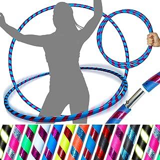 clear hula hoop