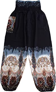 Ladies Bali Pants Baggy Harem Pants One Size