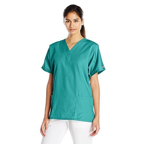 2fe8ca82b49 Surgical Green Scrubs: Amazon.com