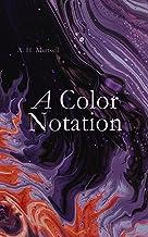 A Color Notation (English Edition)
