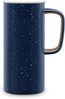 Ello Campy Vacuum Insulated Stainless Steel Water Bottle with Slider Lid