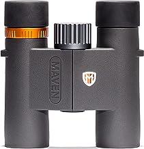 Maven C2 10X28mm Compact Binoculars Gray/Orange