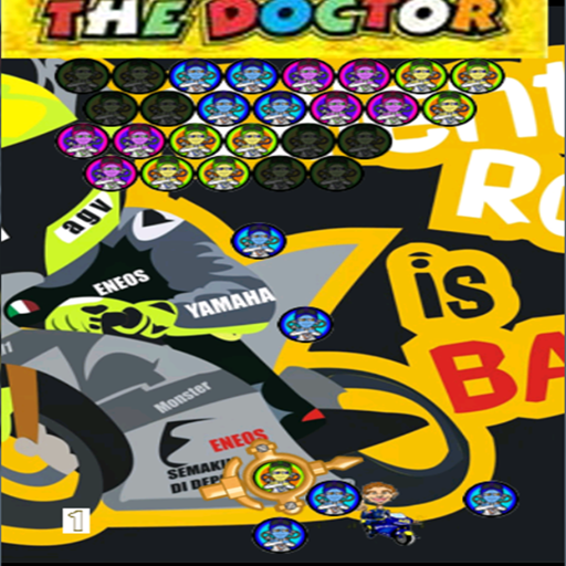 The Doctor 46 Bubble Bomber
