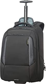 Cityscape - Tech Laptop Backpack with Wheels Mochila Tipo Casual 48 Centimeters 30 Negro (Black)