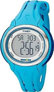 Mid-Size Ironman Sleek 50 Round Silicone Strap Watch