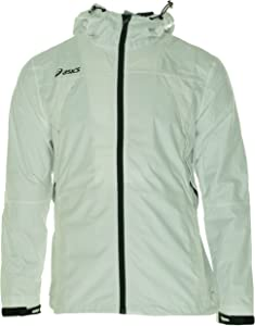 ASICS Men's Summit Jacket (White)