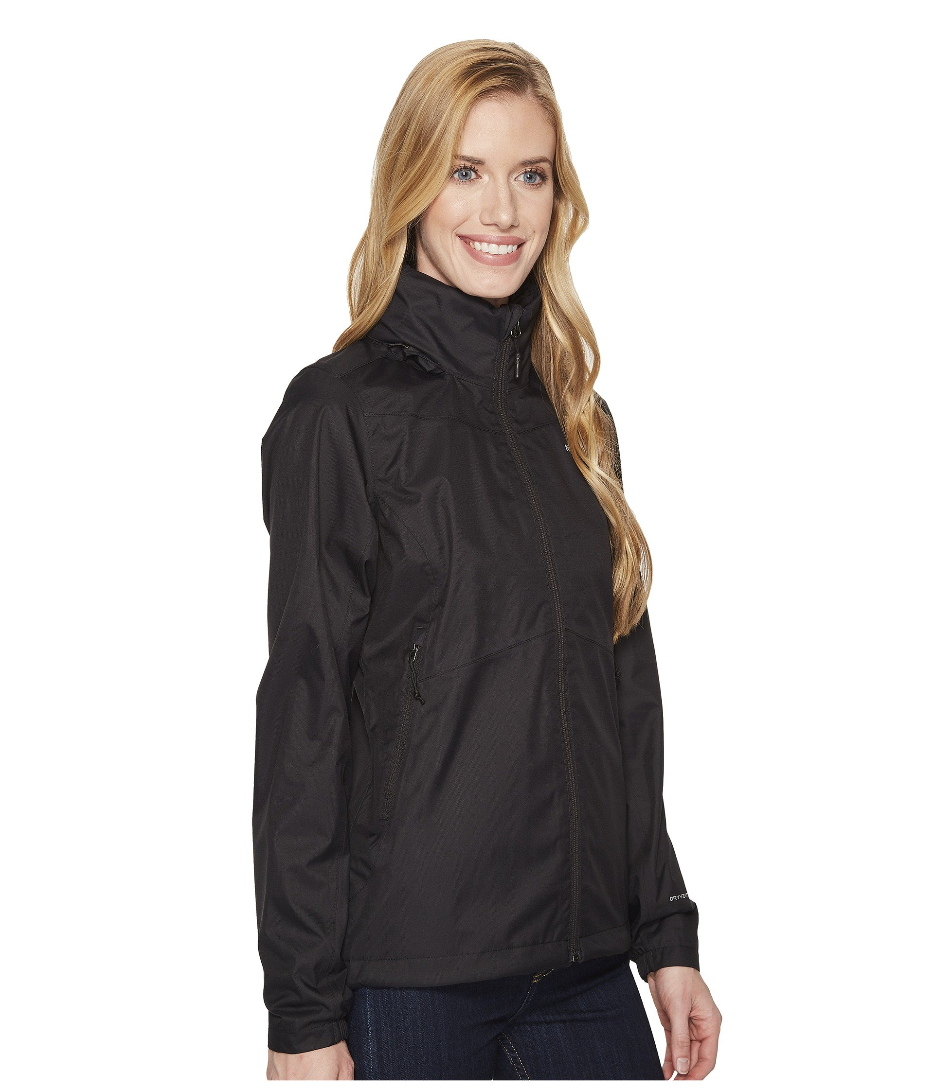 Plus 2 Tnf Resolve The Jacket Black North Face qPXPxt0