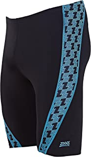 Zoggs Men's Chlorine Proof Solo Jammer, Swim Shorts